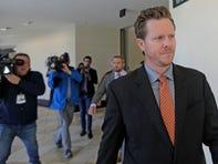 Paul Petersen in court in Salt Lake City, Utah, on Nov. 15, 2019.