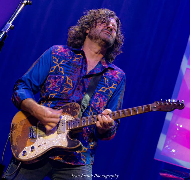 Tab Benoit performs live at Ryman Auditorium in Nashville on Nov. 6, 2020