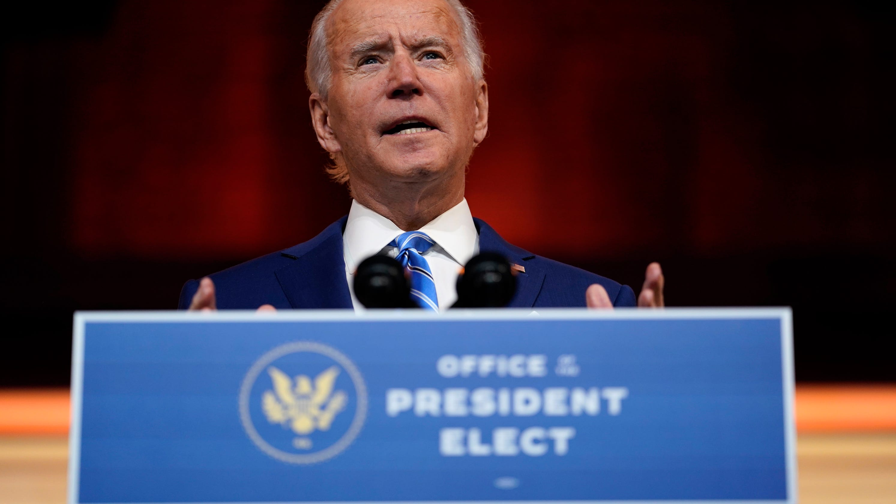 Post-election Gallup poll: Biden favorability rises to 55% while Trump's dips to 42% – USA TODAY