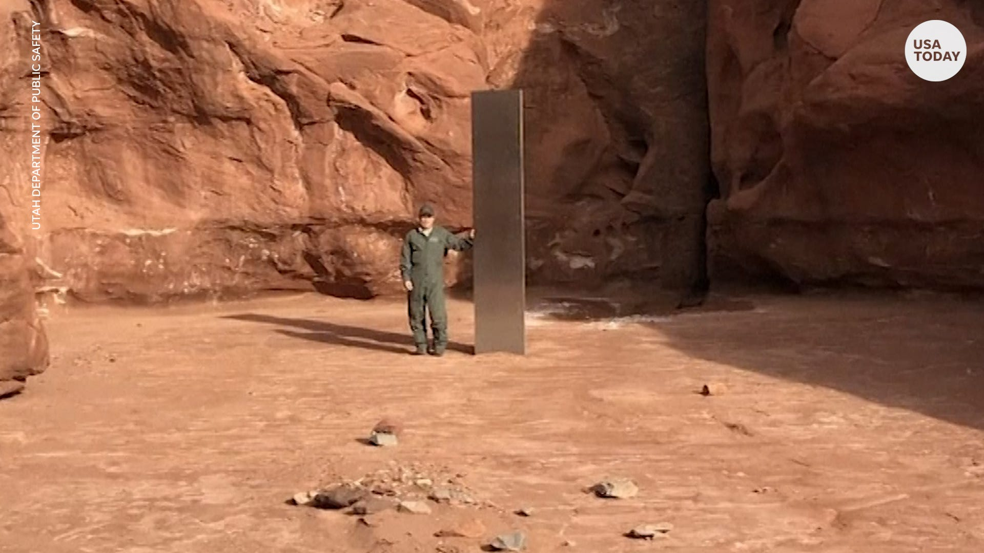 Monolith discovered in California, similar to metal structure found in Utah