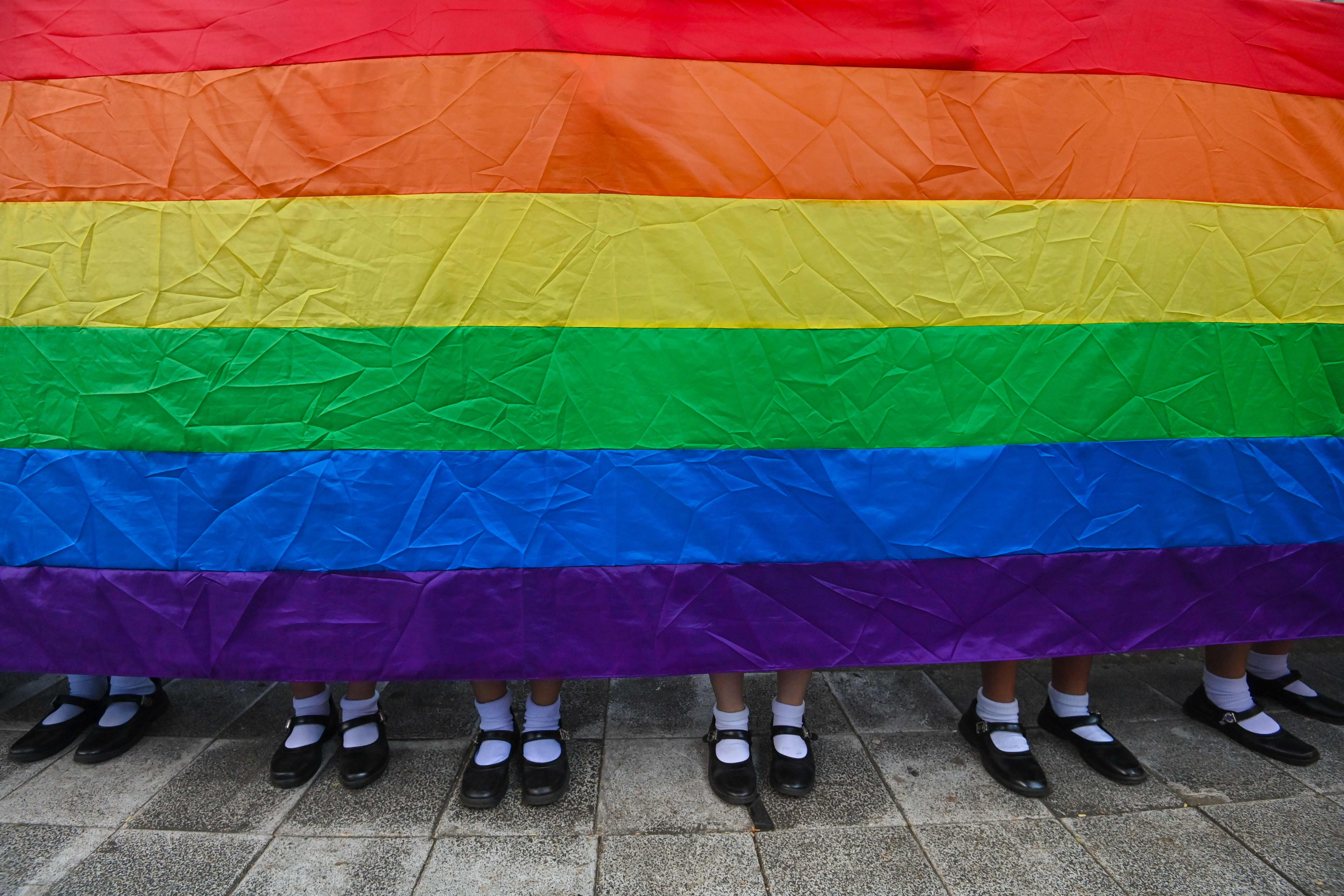LGBTQ students need inclusive sex ed – but less than 10% in US are receiving it, report says