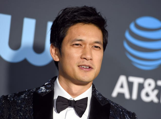 "Harry Shum Jr., star of ""All My Life,"" in 2019"