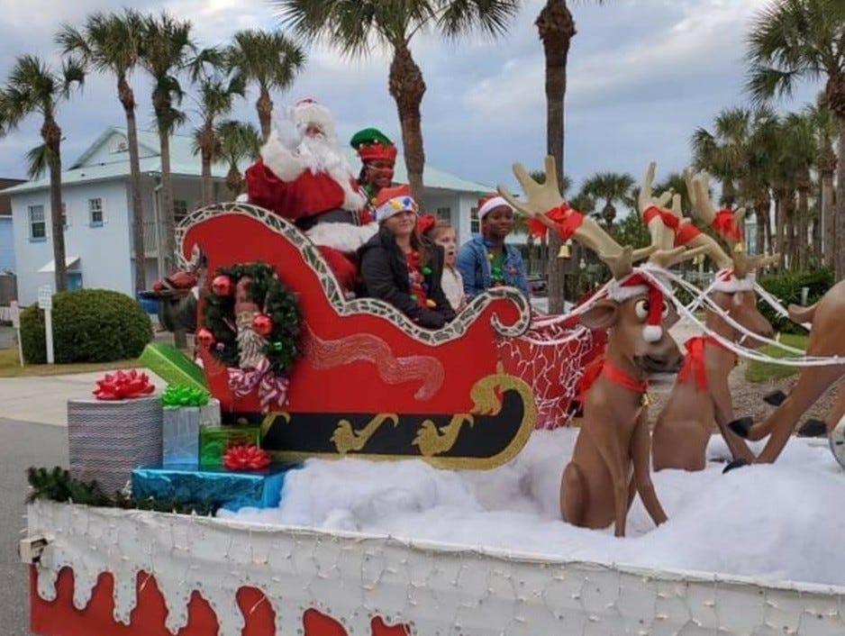 New Smyrna Christmas Boat Parade 2021 Holiday Celebrations Parades Change In New Smyrna Edgewater