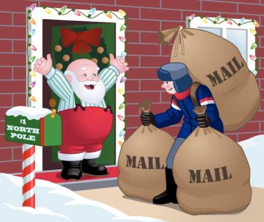 Ship packages early this holiday season to help them arrive on time.