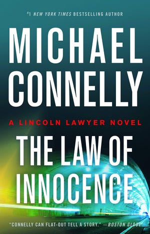 """The Law of Innocence"" by Michael Connelly"
