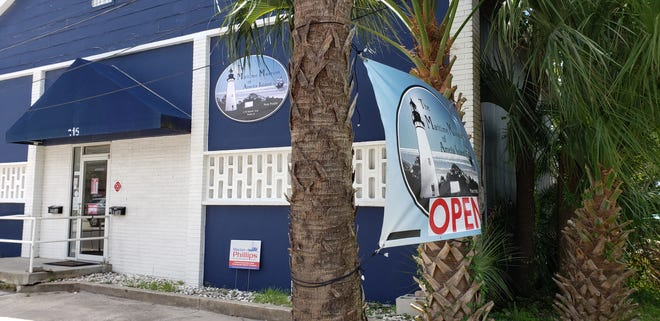 The Maritime Museum of Amelia Island is at 115 S. Second St. in Fernandina Beach.