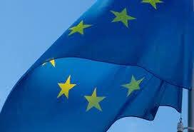 European Union flag. Wikipedia