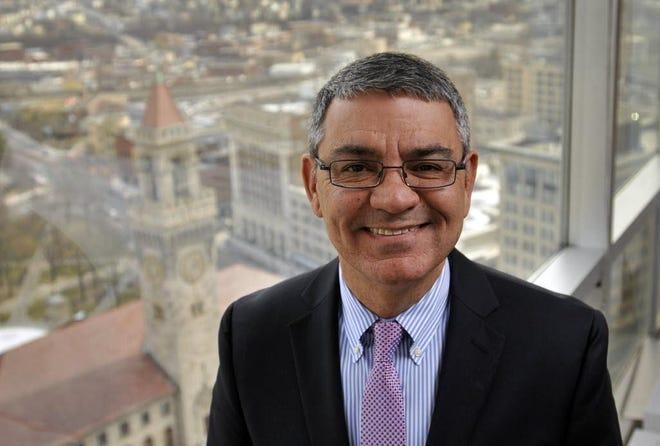 Hudson Superintendent Marco Rodrigues