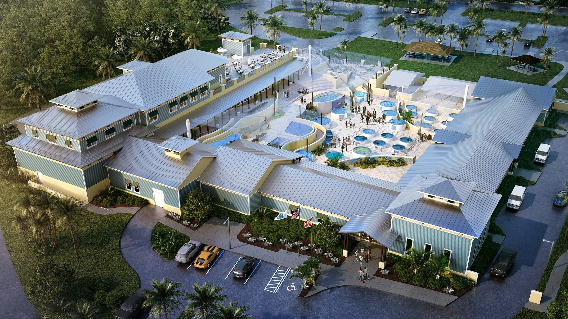 Loggerhead Marinelife Center expansion on track for 2021 opening; gift shop first sign of changes - Palm Beach Post