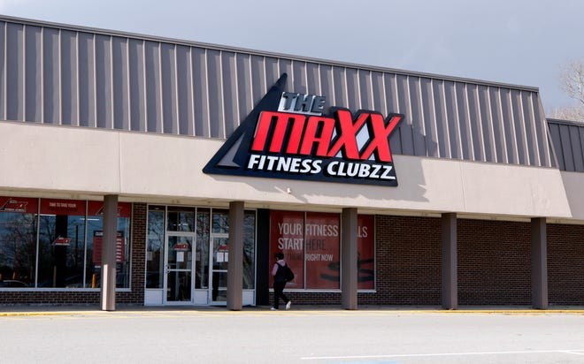 The Maxx Fitness club in Warren.
