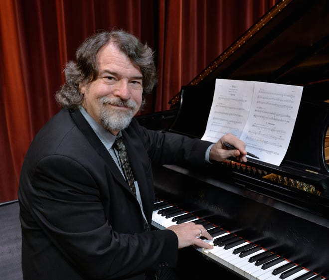"""Chris Brubeck's orchestral arrangement, """"The Time Out Suite,"""" as performed by the Stockton Symphony Orchestra, will be broadcast this week on National Public Radio to commemorate his father Dave Brubeck's centennial year."""