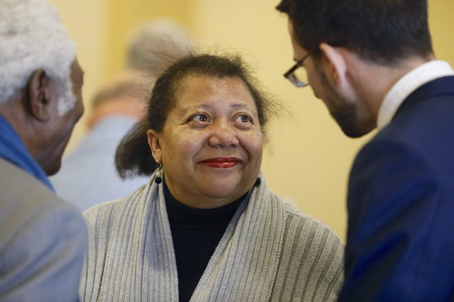Alderwoman Linda McNeely, D-13, seen in a February 2019 file photo, will seek a seventh term on Rockford City Council this April.