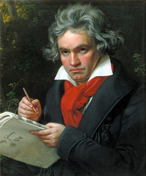 """The Sarasota Orchestra marks the 250th birthday of Ludwig von Beethoven with the concert """"Beethoven @ 250"""" Dec. 10-13."""