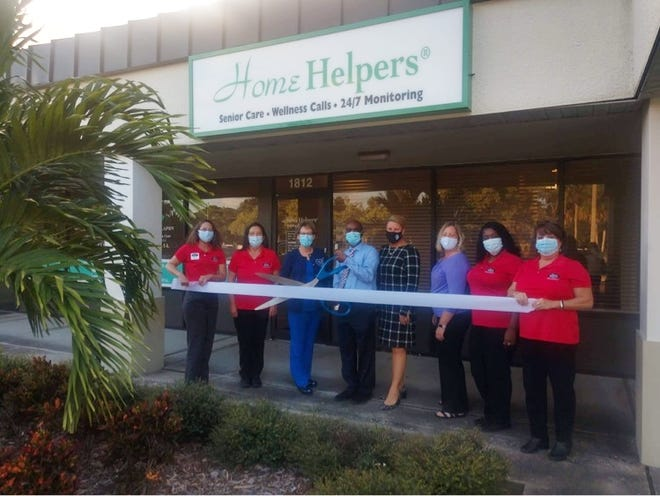 Home Helpers Home Care of Bradenton moved in August to 1812 59thSt. W., Bradenton, near Blake Medical Center.