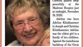 Obituary: Adeline Cardoza