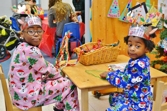 TheChildren'sMuseumof Wilmington will host holiday hoopla on Saturdays, Dec. 12 and Dec. 19.