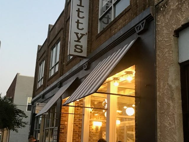 Smitty's Homemade Ice Cream has three locations in downtown Burlington, Graham and Elon.