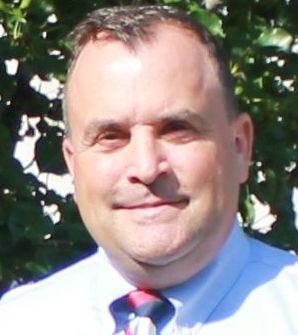 Oliver Ames High School Principal Wes Paul