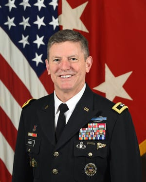 """Maj. Gen. Joseph P. """"JP"""" McGee will be the next commanding general of the 101st Airborne Division and Fort Campbell."""