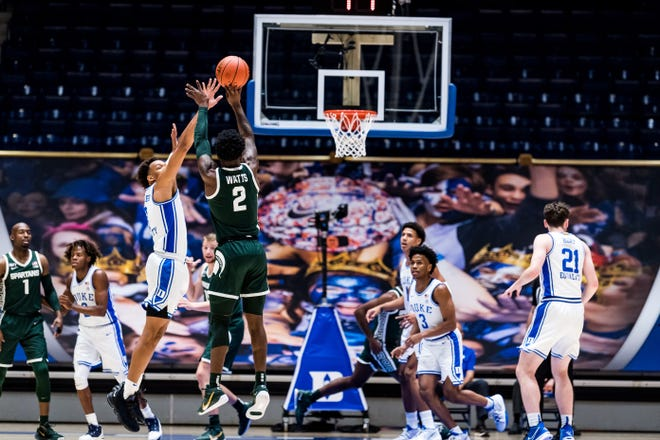 When Rocket Watts led MSU past Duke on Dec. 1, it looked like MSU was on its way to becoming a contender.