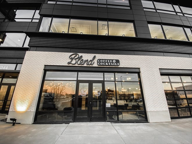 Blend Coffee & Cocktails will be opening this holiday season at Ballpark Commons in Franklin.