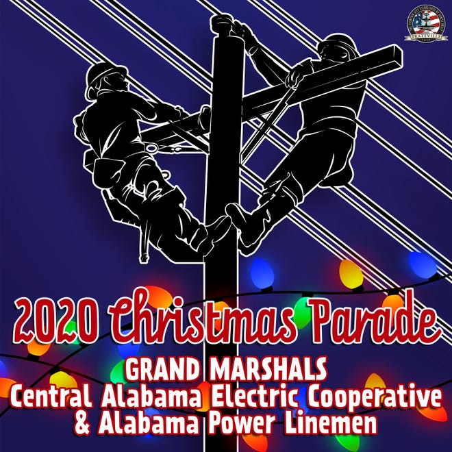 Prattville's 2020 Christmas Parade that was scheduled for Friday has been canceled by the city.