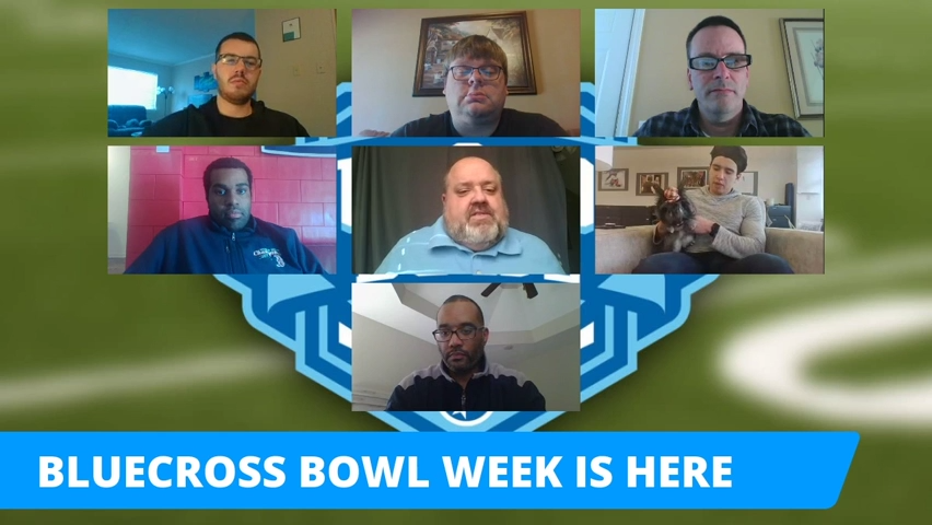 The Bootleg: BlueCross Bowl week has arrived.