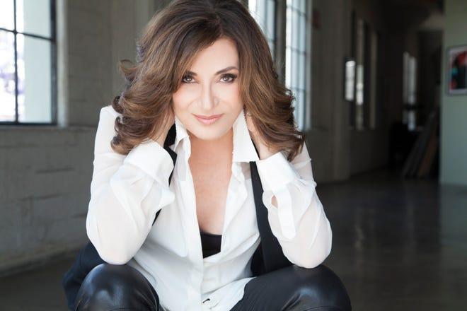 Vocalist Denise Donatelli joins the Naples Philharmonic Jazz Orchestra.