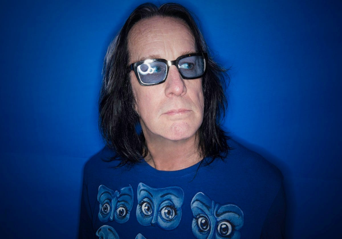 Here s how rock icon Todd Rundgren will  play  Phoenix on his upcoming virtual tour