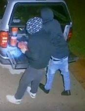 Richmond Police Department is asking for help identifying the subjects in this image taken from a security camera.