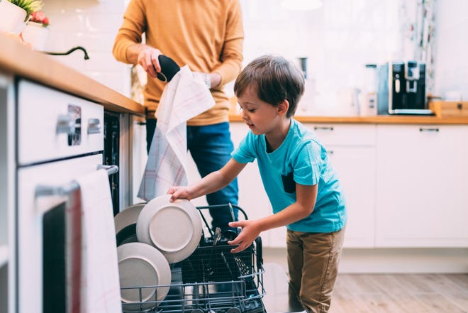 Our home kitchens are busier than ever. Here are some easy ways to keep the space clean.