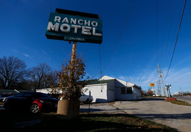 Catholic Charities of Southern Missouri has turned the Rancho Motel near the intersection of Kearney Street and Glenstone Avenue into a winter shelter for homeless families.