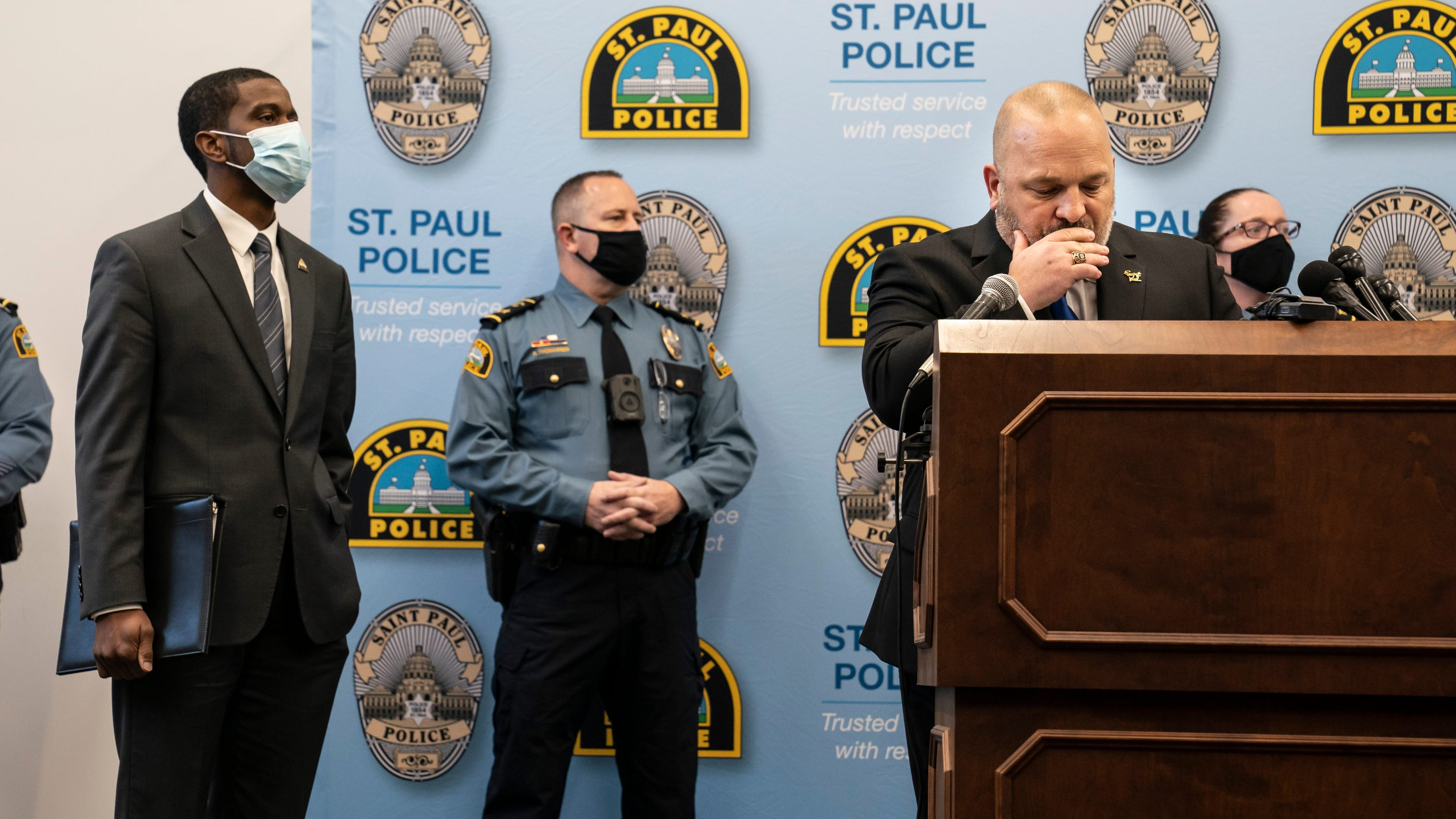 St. Paul police chief: Officer shouldnt have shot Black