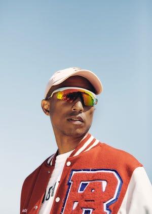 Singer, producer and entrepreneur Pharrell Williams
