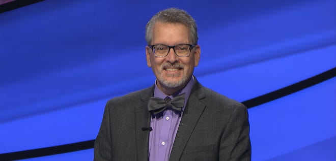 """Frederick Nelson, a Fresno State professor, will appear on """"Jeopardy!"""" on Thursday."""