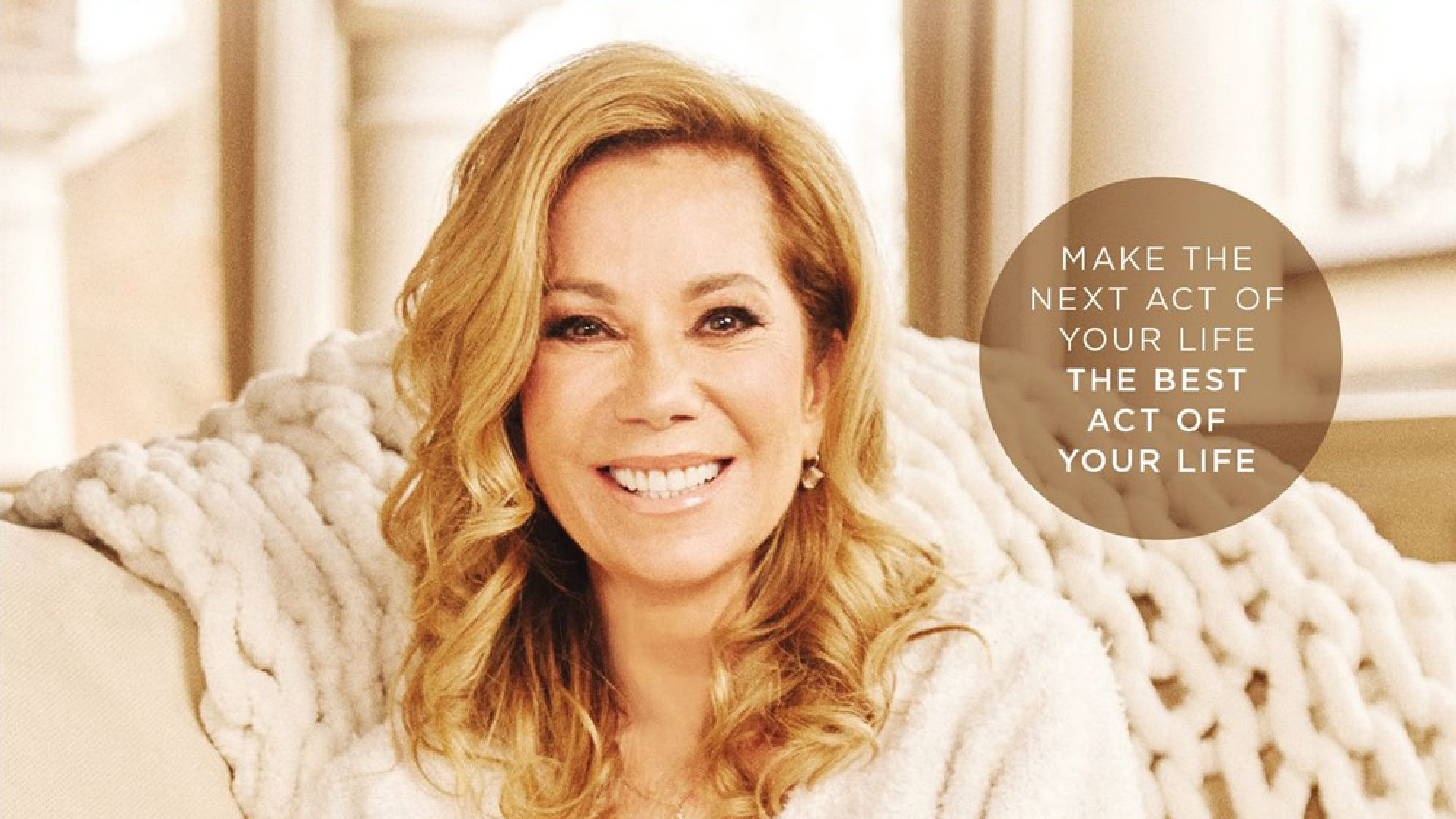 "Kathie Lee Gifford Says She Plans on Following God 'Until He Takes Me Home' as She Releases New Memoir ""It's Never Too Late"""