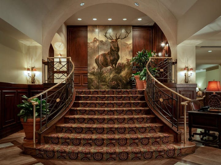 The Houstonian Hotel, Club & Spa
