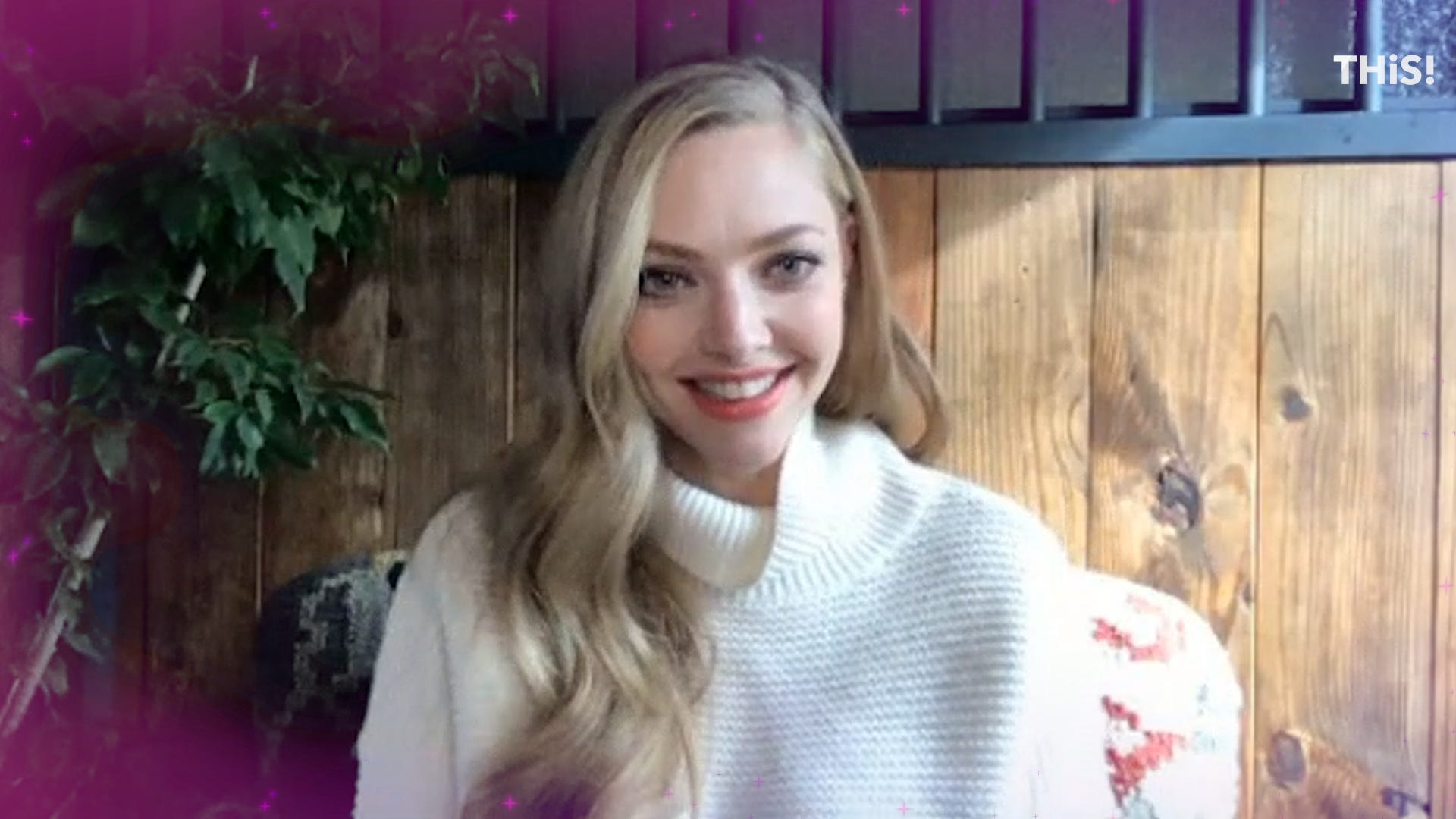 'I'm a very lucky lady': Amanda Seyfried talks about new film 'Mank' and life on a farm