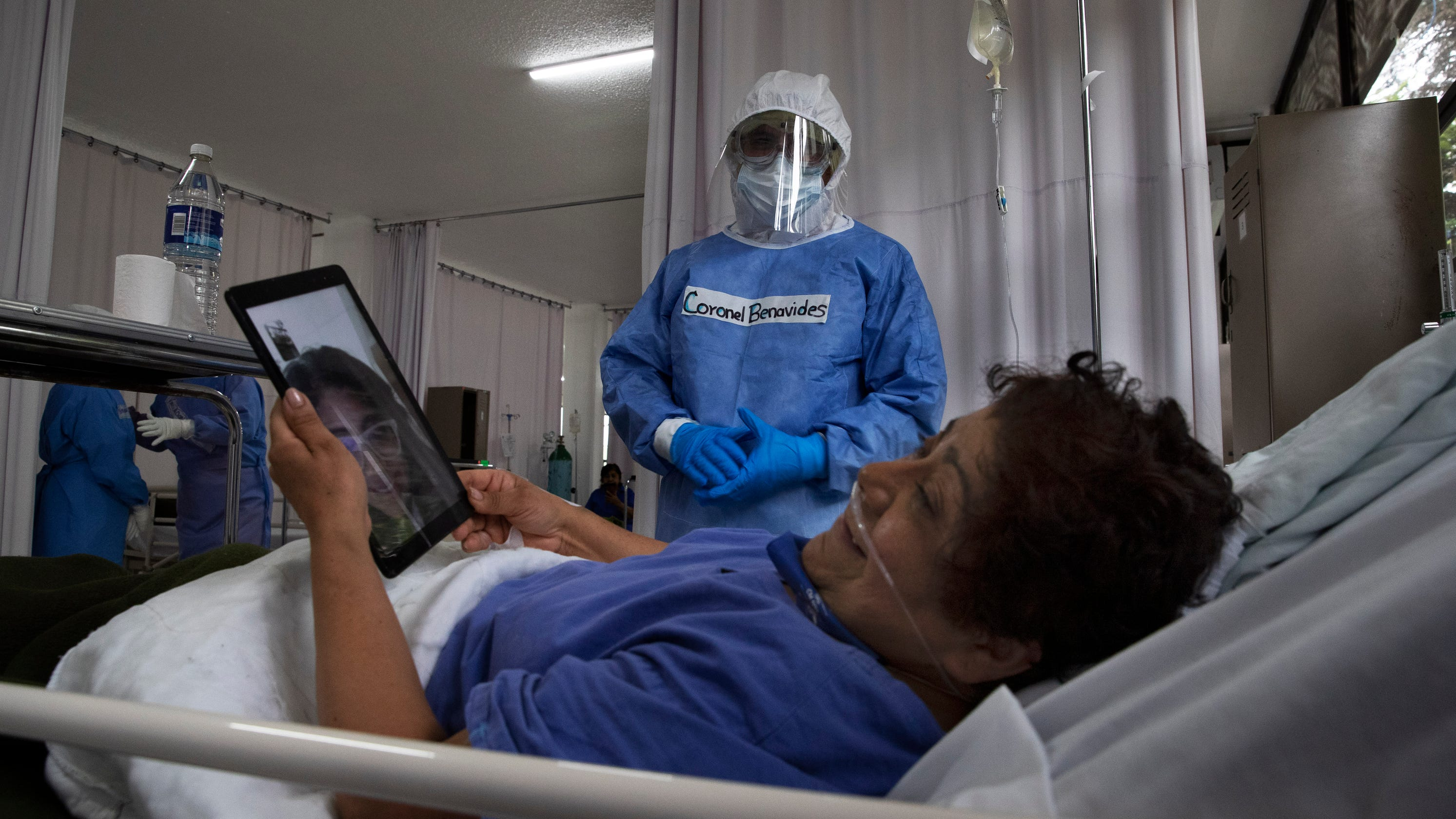 WHO chief says Mexico 'in bad shape' with coronavirus pandemic; CDC says avoid all travel