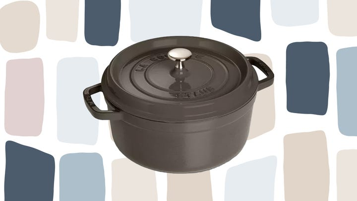 This fan-favorite Dutch oven is on sale for less than $100, and you're going to want to pick it up while you can!