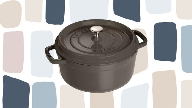 Our favorite Dutch oven is on sale for less than $100, and you're going to want to pick it up while you can!