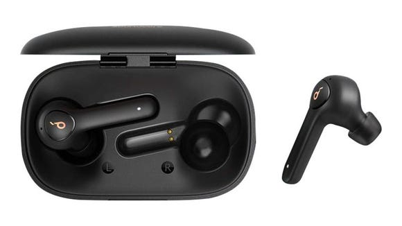 These Anker earbuds offer great sound at an affordable price point.
