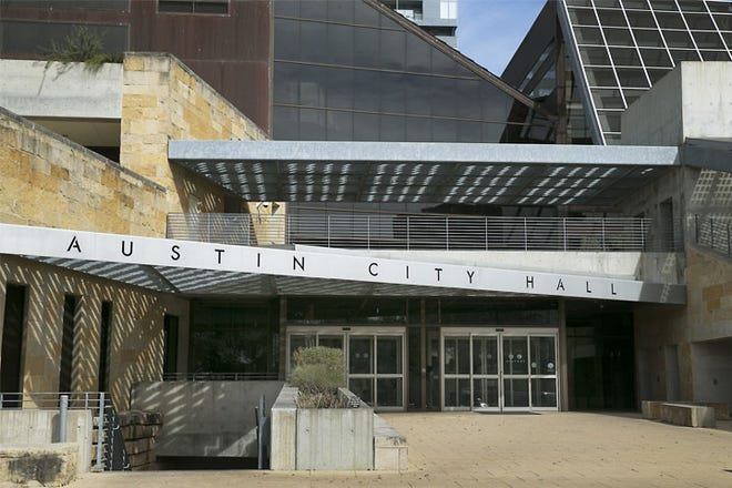 The Austin City Council will convene for a special meeting at 9:45 p.m. Friday to address potential problems created by the current language it set for May ballot proposals.