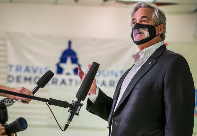 Austin Mayor Steve Adler canceled a planned Friday night City Council meeting because not enough council members were interested in participating.