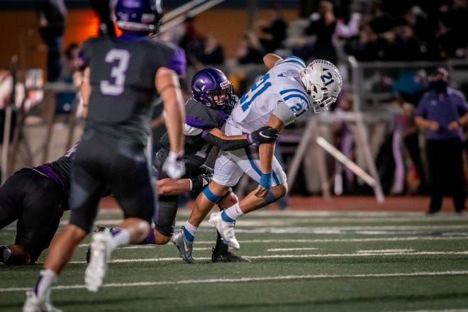 Canyon will face Springtown at 7 p.m. Friday at Grande Communications Stadium in Midland.