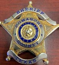 comanche county sheriff's office