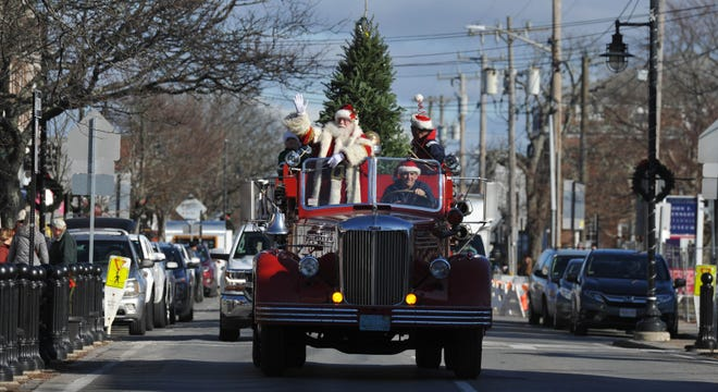 This year's Hyannis Stroll has been rescheduled from Saturday to Dec. 12 due to a forecast of snow.