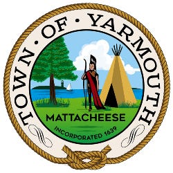 Yarmouth town seal