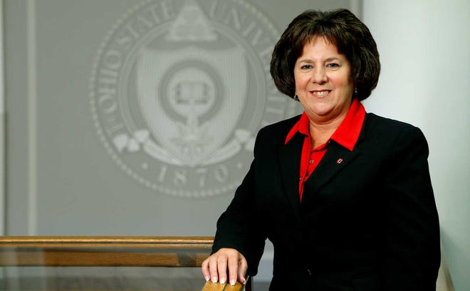 Susan Basso, senior vice president for talent, culture and human resources at Ohio State University, is stepping down.