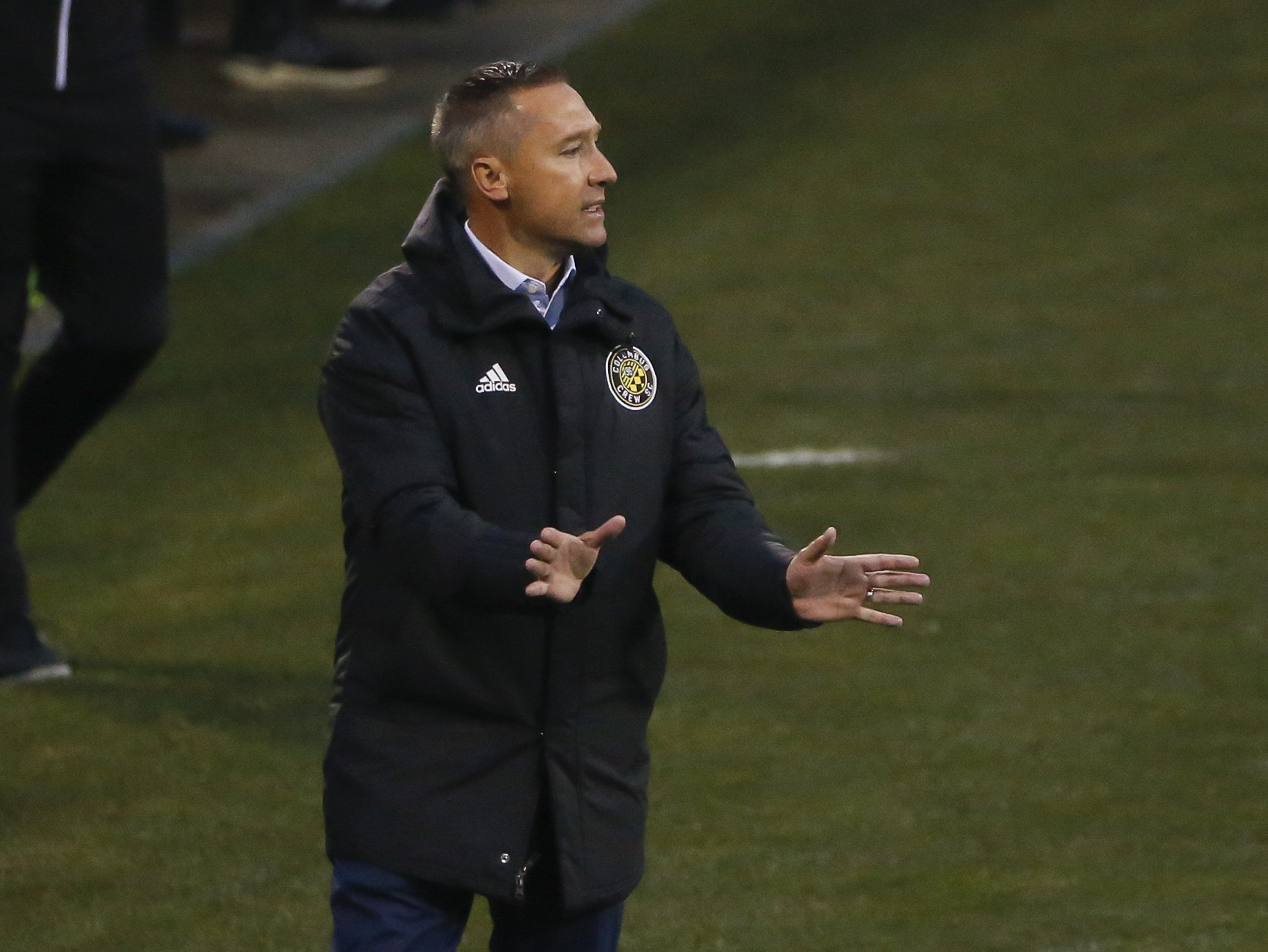 Crew's Caleb Porter says players with COVID-19 'feeling good,' some may return this week